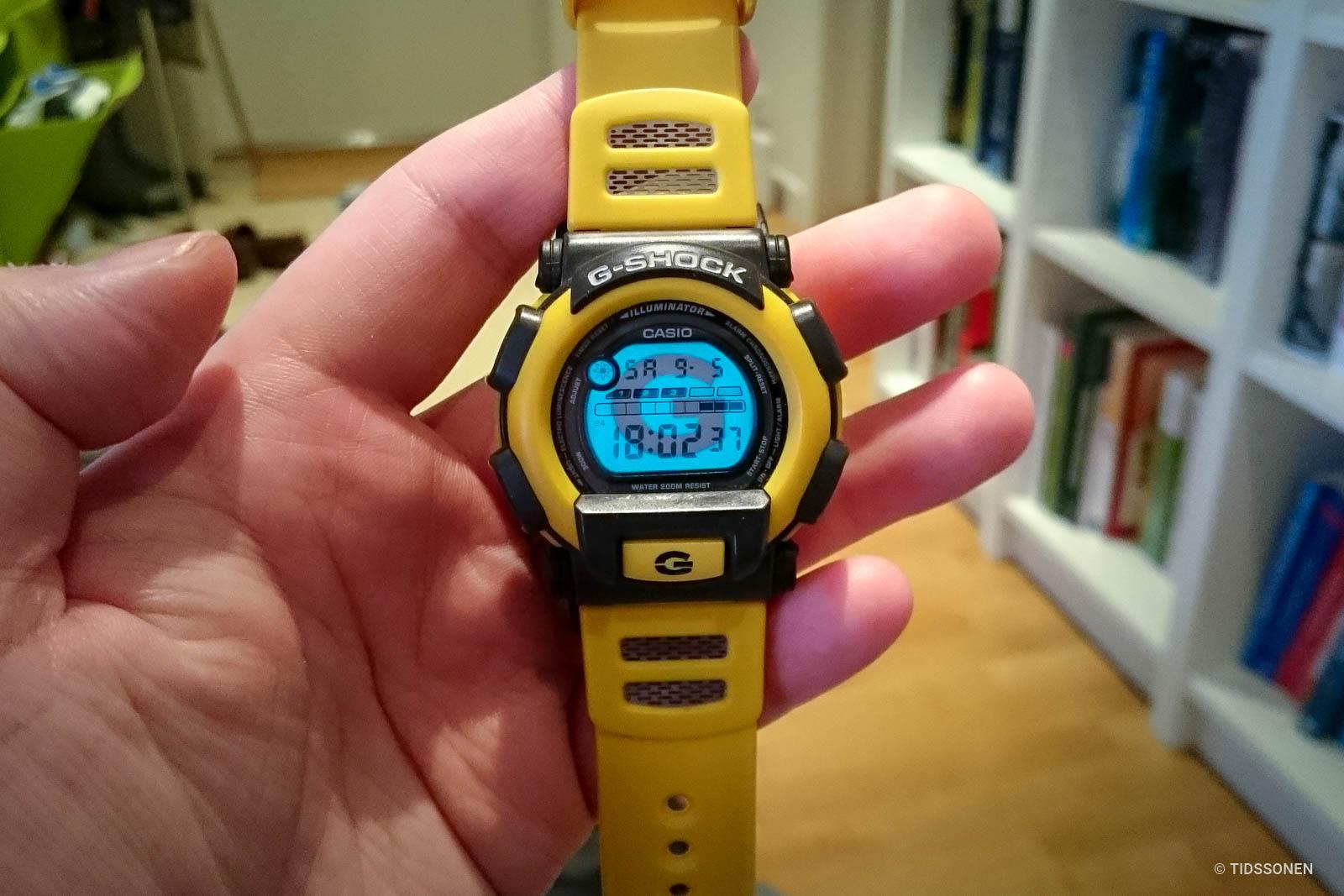 Casio G-Shock DW-003-9 (1997)